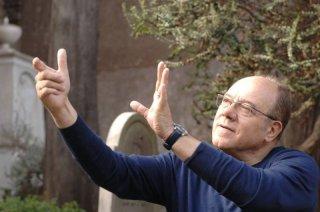 Sotto una buona stella: Carlo Verdone sul set del film