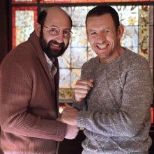 Supercondriaco - Ridere fa bene alla salute: Dany Boon e Kad Merad in una divertente foto promozionale