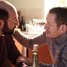 Supercondriaco - Ridere fa bene alla salute: l'ipocondriaco Dany Boon con il suo medico curante Kad Merad
