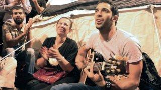 The Square: un'immagine del documentario sulle rivolte in Egitto