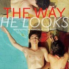 The Way He Looks: la locandina
