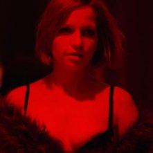 Top Girl oder La déformation professionelle: Julia Hummer in una scena 'a luci rosse' tratta dal film