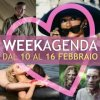 Week-Agenda: San Valentino con Clooney, Verdone e Holly Golightly