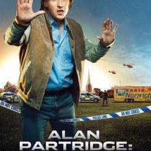 Alan Partridge: Alpha Papa: la locandina del film