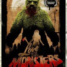Love in the Time of Monsters: la locandina del film