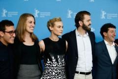 The Better Angels: A.J. Edwards e Diane Kruger a Berlino