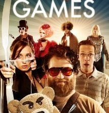 The Hungover Games: la locandina del film