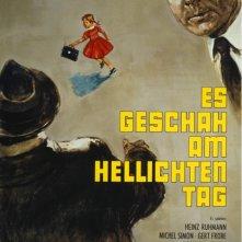 Il mostro di Magendorf: la locandina del film