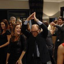 Sotto una buona stella: Eleonora Sergio in una scena del film balla con Carlo Verdone