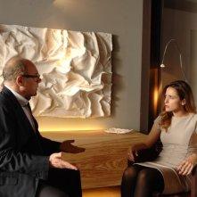 Sotto una buona stella: Eleonora Sergio in una scena del film con Carlo Verdone