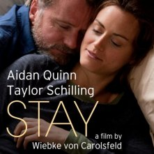 Stay: la locandina del film