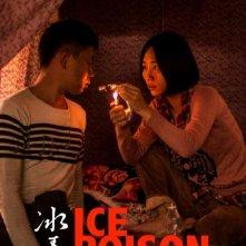 Ice Poison: la locandina del film