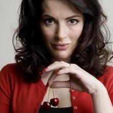 Nigella Lawson, una immagine della cuoca televisiva britannica