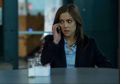 The Following Jessica Stroup In Una Scena Dell Episodio Family Affair 299125
