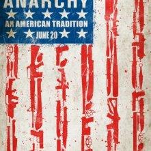 La notte del giudizio - Anarchia: la locandina del film