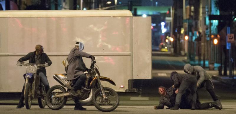 La notte del giudizio - Anarchia: una delle prime immagini del sequel