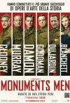 Monuments Men: la locandina definitiva italiana