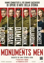 Monuments Men in streaming & download