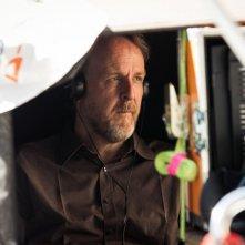 Noi 4: il regista Francesco Bruni in una foto dal set