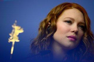 Berlino 2014 - Lea Seydoux presenta La bella e la bestia
