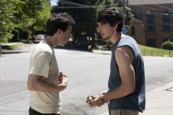 Girls: Alex Karpovsky e Adam Driver nell'episodio Boys della seconda stagione della serie
