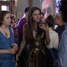 Girls: Lena Dunham, Allison Williams nell'episodio Boys della seconda stagione della serie
