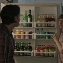 Girls: Lena Dunham in un'immagine dell'episodio Free Snacks della terza stagione