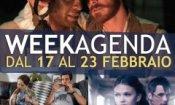 Week-Agenda: The Lego Movie, 12 anni schiavo e About a Boy