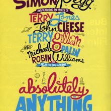 Absolutely Anything: la prima locandina