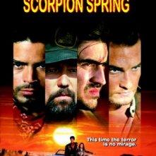Scorpion Spring: la locandina del film