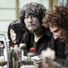 Snow Piercer: Song Kang-ho in un'immagine del film