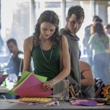 Star-Crossed: Aimee Teegarden e Matt Lanter nel pilot della serie
