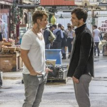 Star-Crossed: Johnathon Schaech e Matt Lanter nell'episodio Our Toil Shall Strive to Mend