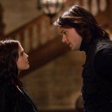 Vampire Academy: Cameron Monaghan con Zoey Deutch in una scena
