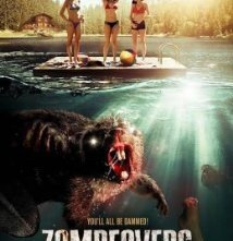 Zombeavers: la locandina del film