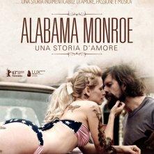 Alabama Monroe: la locandina italiana del film