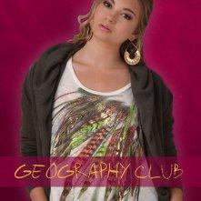Allie Gonino in una foto promozionale di Geography Club.