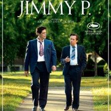 Jimmy P.: la locandina italiana del film