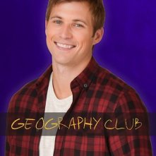 Justin Deeley in una foto promozionale di Geography Club.