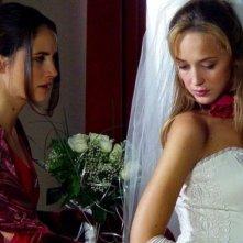 Karine Lazard  (Karen), Helene de Fougerolles (Lisa Weber) in 'Tutta la verita su mio marito' (2003)