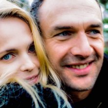 Monalisa Basarab (Sèverine Faussait), Jean-Yves Berteloot (Legris) in Tutta la verita su mio marito