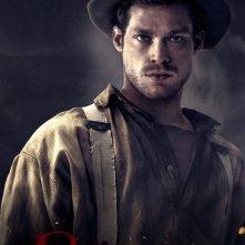 Sam Reid in Hatfields & McCoys - character poster