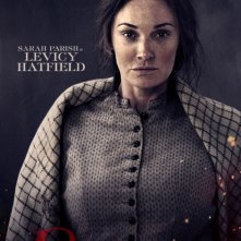 Sarah Parish in Hatfields & McCoys - character poster