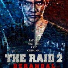 The Raid 2: Berandal: la nuova locandina del film