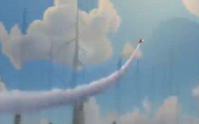 Trailer - Planes: Fire & Rescue