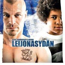Heart of a Lion: la locandina del film