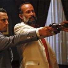 Tell: Milo Ventimiglia e Jason Lee nella prima immagine del film