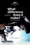 What Difference Does It Make? A Film About Making Music: la locandina del film