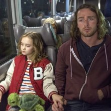 Believe: Jake McLaughlin e Johnny Sequoyah in una scena