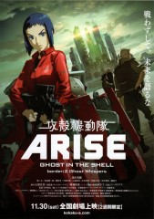 Ghost in the Shell Arise: Border 2 – Ghost Whisper in streaming & download